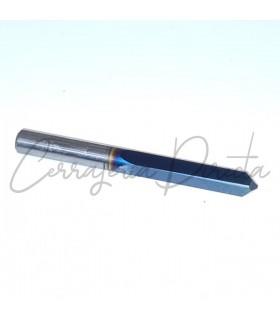 Fresa cuadrada BLUE-TEC