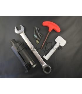 Extractor de bombines kit básico