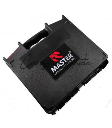Extractor de escudos 3 en 1 alta calidad con maletín