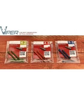 Pack 10 tornillos VIPER 5.5mm